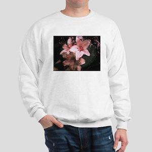 VINTAGE LILIES Sweatshirt