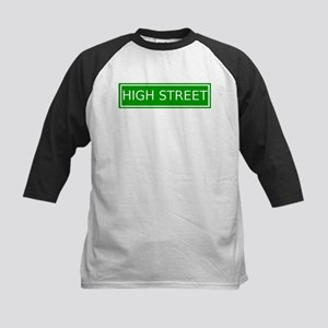 High Street Kids Baseball Jersey