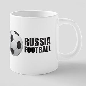 Russia Football Mugs