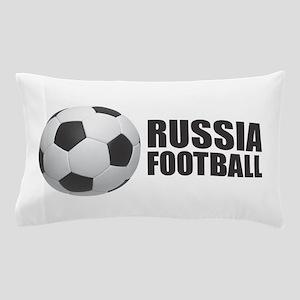Russia Football Pillow Case