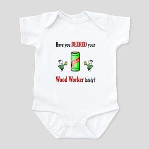Wood Worker Infant Bodysuit