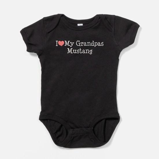 grandpamustangw Body Suit