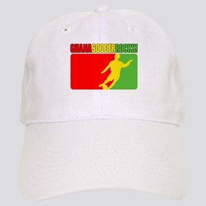 Ghana Soccer Rocks! Cap