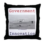 Innovation IV Throw Pillow
