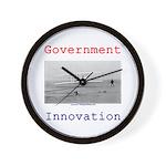 Innovation IV Wall Clock