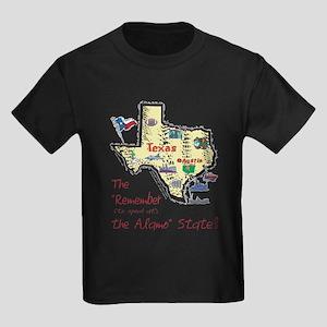 TX-Alamo! Kids Dark T-Shirt