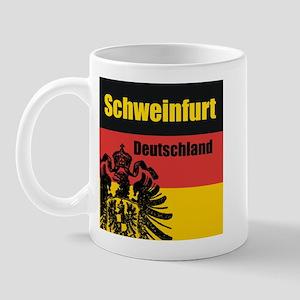 Schweinfurt Deutschland Mug