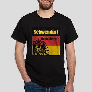 Schweinfurt Deutschland Dark T-Shirt