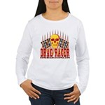 DRAG RACER Women's Long Sleeve T-Shirt