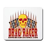 DRAG RACER Mousepad