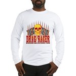 DRAG RACER Long Sleeve T-Shirt