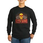 DRAG RACER Long Sleeve Dark T-Shirt