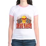 DRAG RACER Jr. Ringer T-Shirt