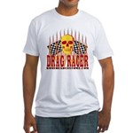 DRAG RACER Fitted T-Shirt