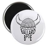 Ballard Elks Emblem Magnets