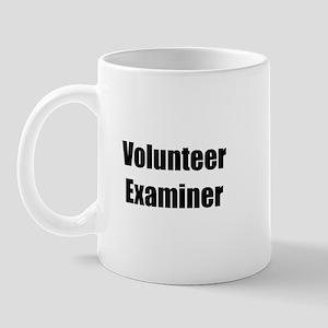 Volunteer Examiner Mug