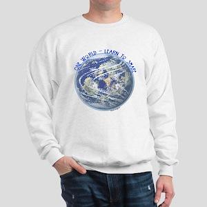 One World - Learn to Share Sweatshirt
