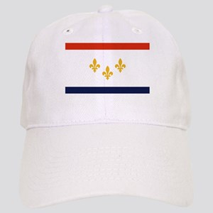 New Orleans Flag Cap