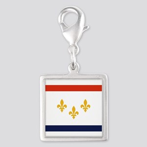 New Orleans Flag Charms