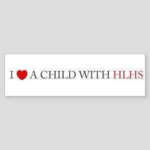 HLHS Bumper Sticker