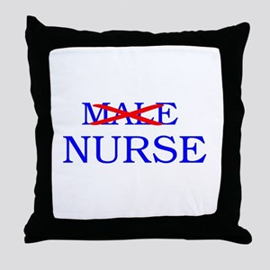Just NURSE..Thanks Throw Pillow
