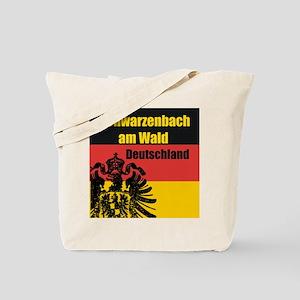 Schwarzenbach am Wald  Tote Bag