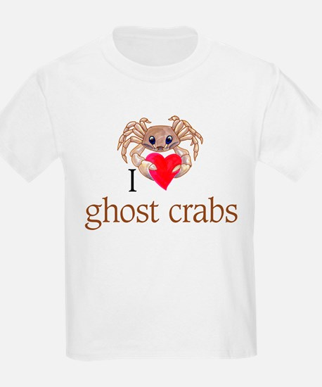 I heart ghost crabs T-Shirt