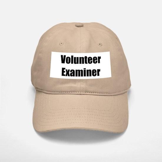 Volunteer Examiner Baseball Baseball Cap