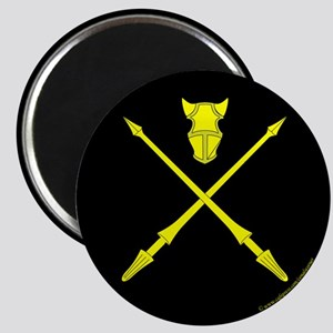 Equestrian Marshal Magnet