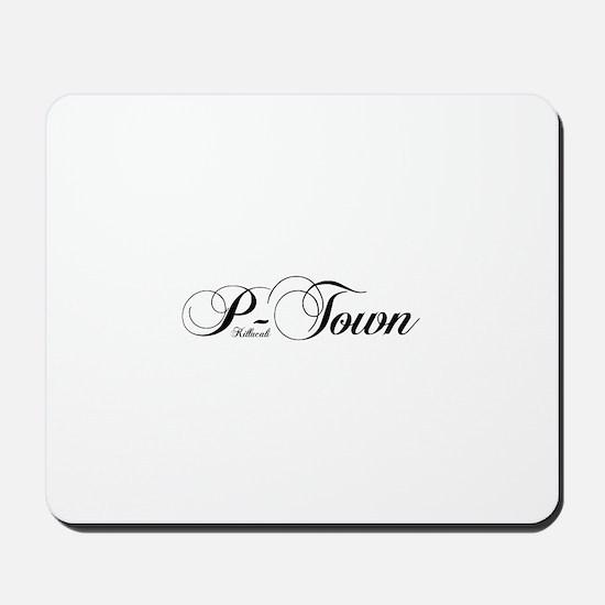P-Town Uptown Mousepad