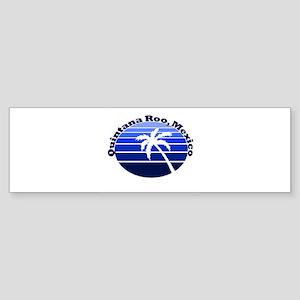 Quintana Roo, Mexico Bumper Sticker