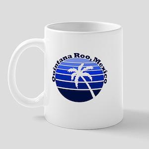Quintana Roo, Mexico Mug