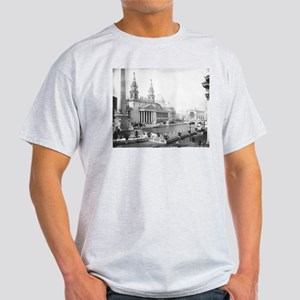 Mechanic Arts Ash Grey T-Shirt