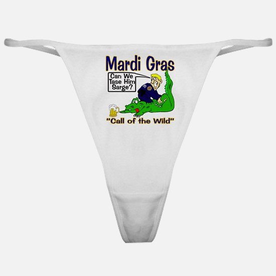 NOPD Classic Thong