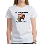 The Milkman Says Hi to Your Mom Women's T-Shirt