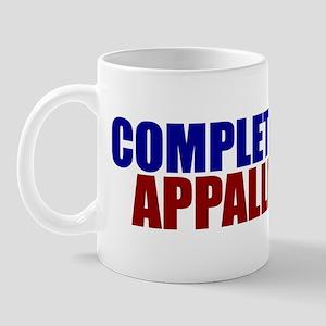 Completely Appalled Mug