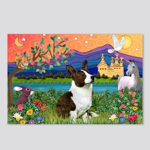 Fantasy Land / Corgi (c) Postcards (Package of 8)