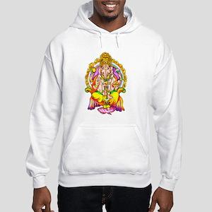 Ganesh Hooded Sweatshirt
