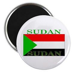 Sudan Sudanese Flag 2.25