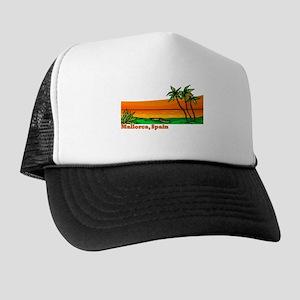 Mallorca, Spain Trucker Hat