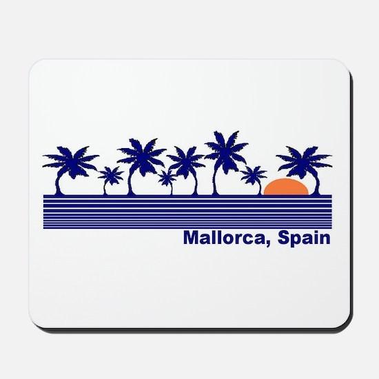 Mallorca, Spain Mousepad