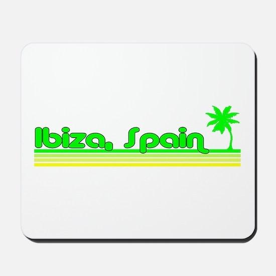 Ibiza, Spain Mousepad