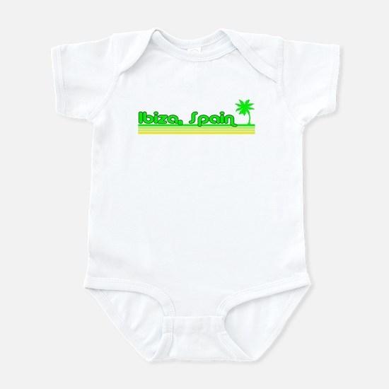 Ibiza, Spain Infant Bodysuit