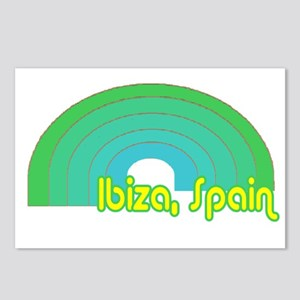 Ibiza, Spain Postcards (Package of 8)