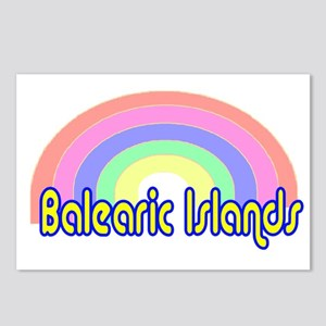 Balearic Islands Postcards (Package of 8)