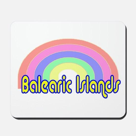 Balearic Islands Mousepad