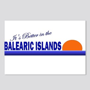 Its Better in the Balearic Is Postcards (Package o