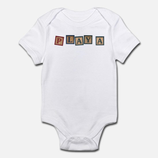 Playa Infant Bodysuit