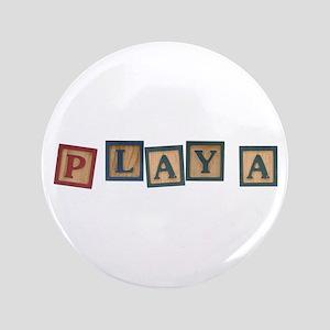 "Playa 3.5"" Button"