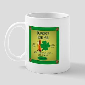 Dempsey's Irish Pub Mug